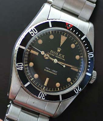 Rare And Vintage Rolex Submariner 6536 1 Watch All