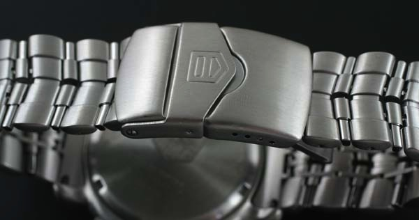 TAG Heuer clasp