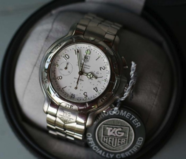 TAG Heuer 6000 in box