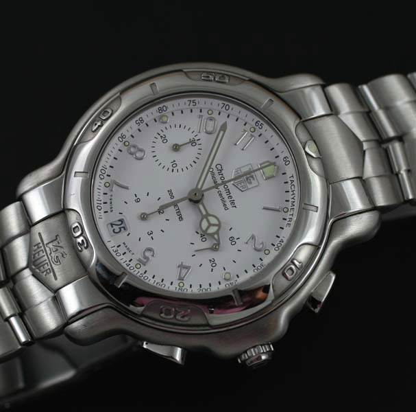 TAG Heuer series 6000