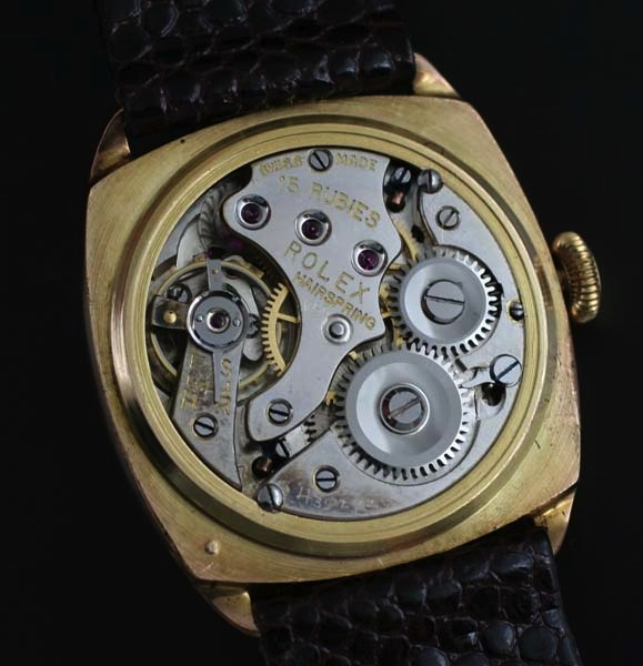Vintage Rolex movement