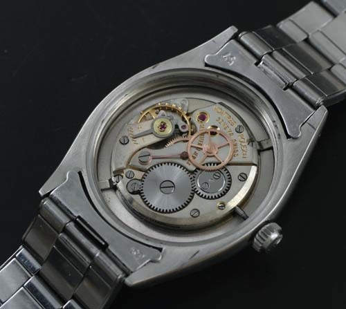 vintage rolex oysterdate movement