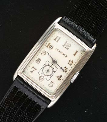 e1134ebec55be Vintage Longines Wrist watch circa 1928 - Used and Vintage Watches for Sale