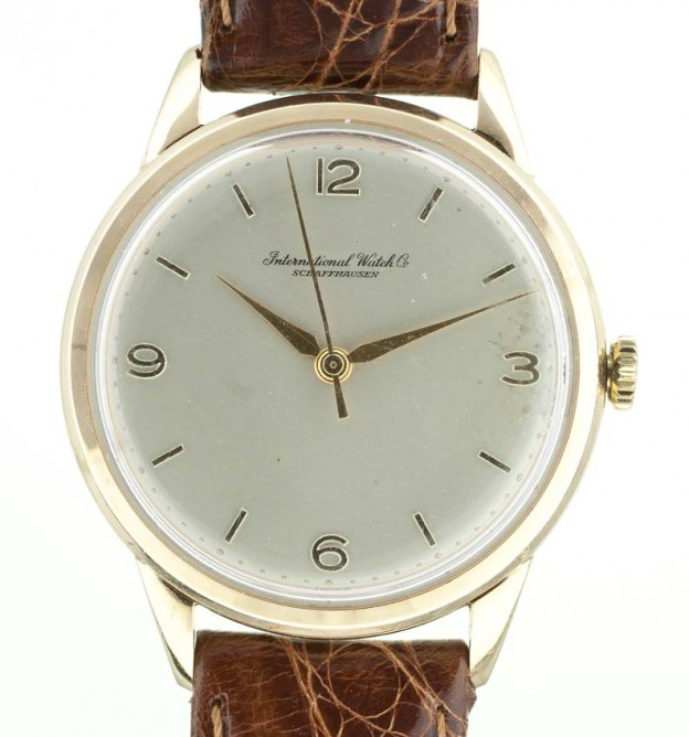 WIC vintage watch