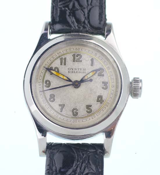 Oyster Raleigh made for Rolex in Canada circa 1940's - Used and