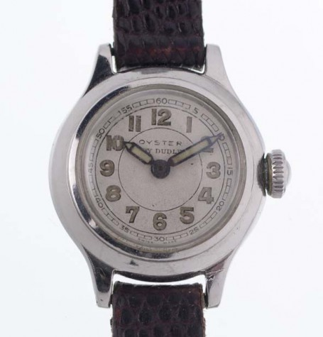 Rolex Oyster Dudley