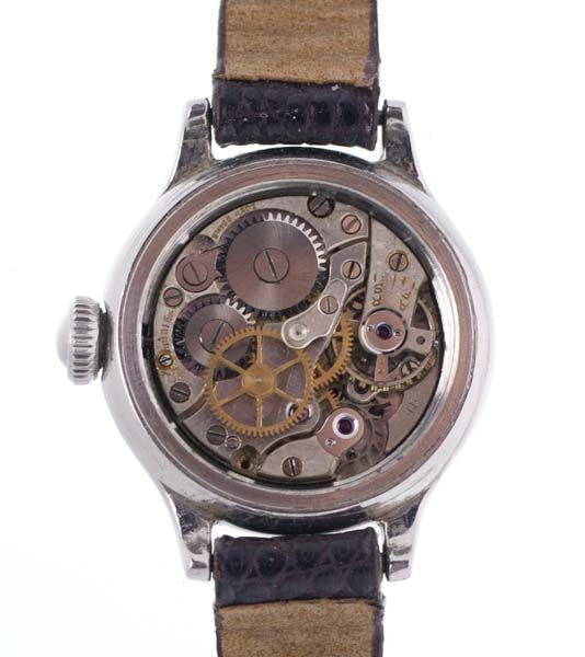 Rolex Oyster Dudley movement