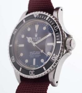 Rolex 5512 Chronometer crown