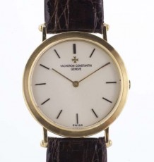 Vacheron Constantin officers style watch