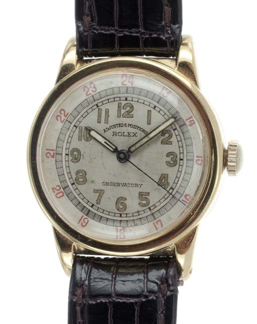 Vintage Rolex Wellington watch