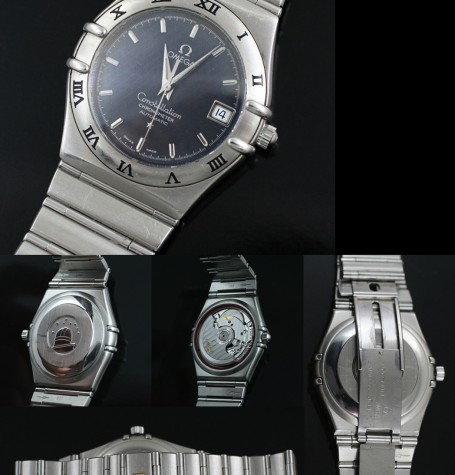 Omega Constellation complete
