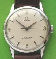 Omega Century watch