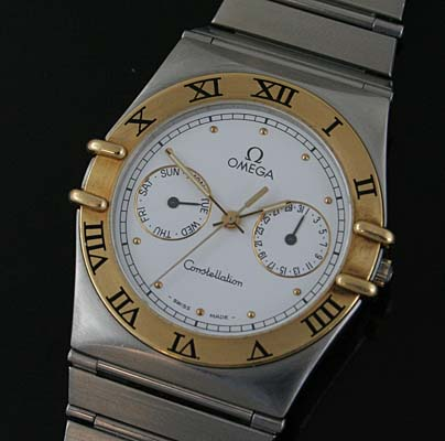 used omega constellation day date watch classic modern watch used omega constellation day date watch classic modern watch used and vintage watches for