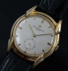 Vacheron Constantin vintage watch with fancy lugs