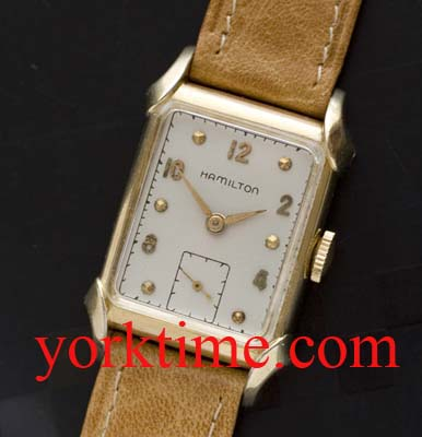 dac193c7fae Vintage Hamilton rectangular watch - Used and Vintage Watches for Sale