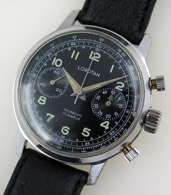 Lordtan Chronograph watch