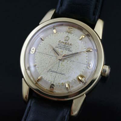 Vintage Omega Seamaster Chronometer Rare Steel Model Circa 1969