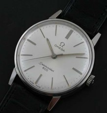 Omega Seamaster 600 vintage manual wind watch