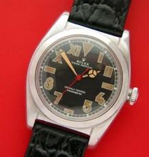 Vintage Rolex Bubbleback California dial