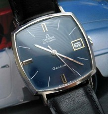 Omega Geneve square watch