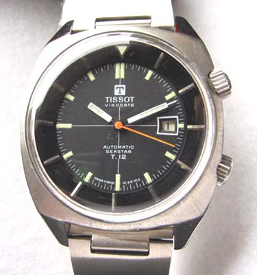 Omega Authorized Dealer >> Tissot Visodate T12 vintage automatic watch. - Used and Vintage Watches for Sale