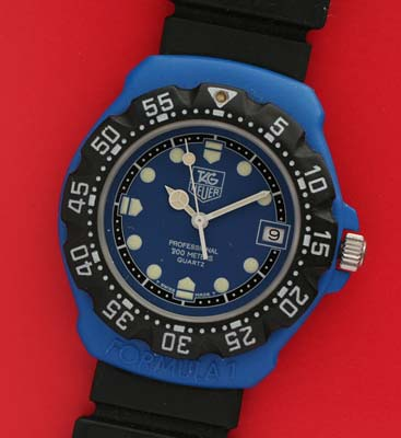 Tag Watches For Sale >> Tag Heuer Formula 1 Circa 1990 S Used And Vintage
