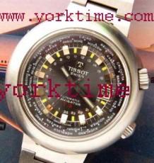 Tissot World Time watch