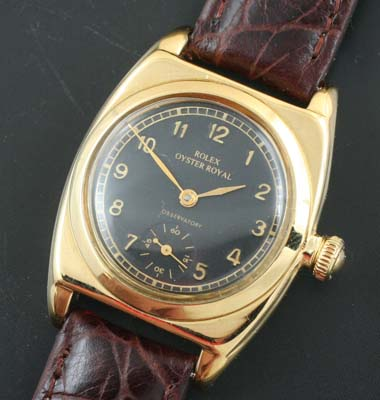 Rolex Viceroy vintage Oyster model dating to the 1940\u0027s