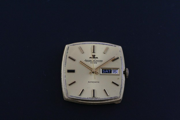Jaeger LeCoultre Club dial