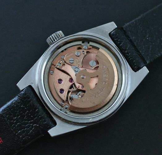 Omega caliber 684 movement