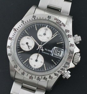 Large Tudor Chronograph big block ref 94300