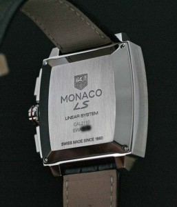 Monaco LS case back