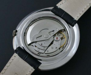 Seiko 5 watch movement