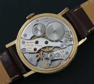 Vintage Longines 30L movement calibre