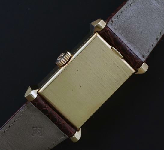 Patek Philippe ref 2404 case back