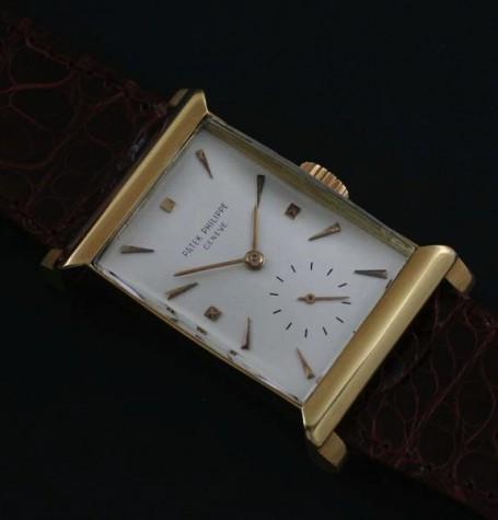 Antique Patek Philippe wristwatch ref 2404