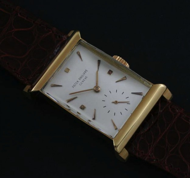 Antique Patek Philippe wristwatch ref 2404