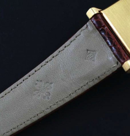 Original Patek Philippe watch strap