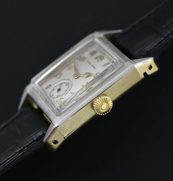 Antique Patek Philippe crown