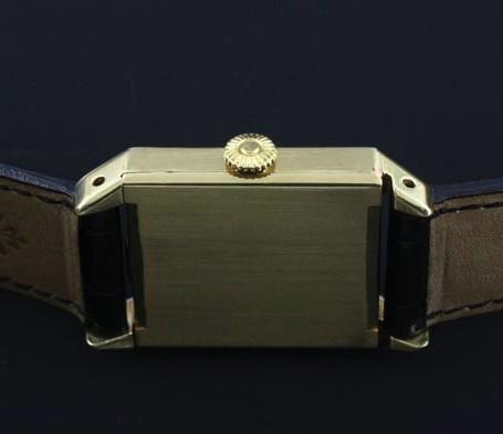 Vintage Patek 1925 case back
