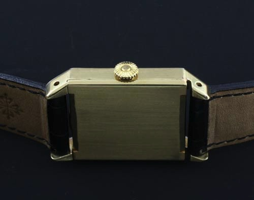 Vintage Patek 1925 case back