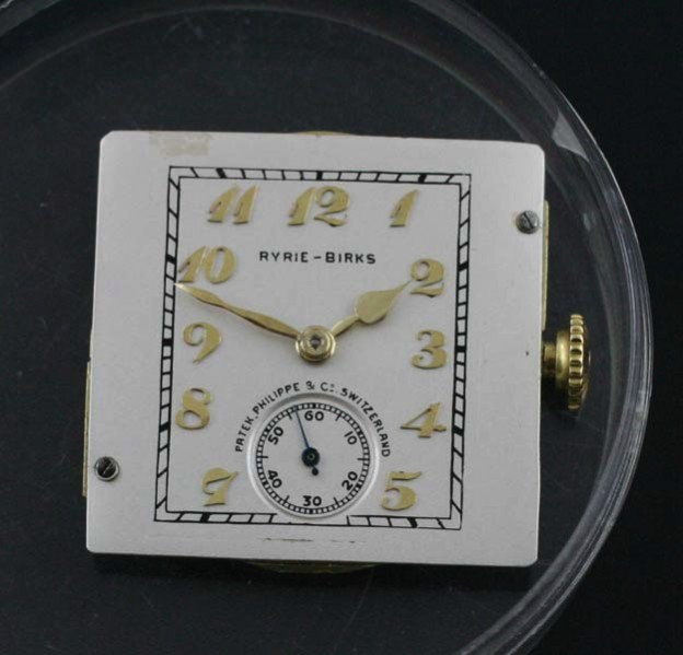 Antique Patek Philippe dial