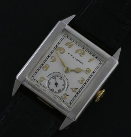 1925 Patek Philippe Ryrie Birks watch