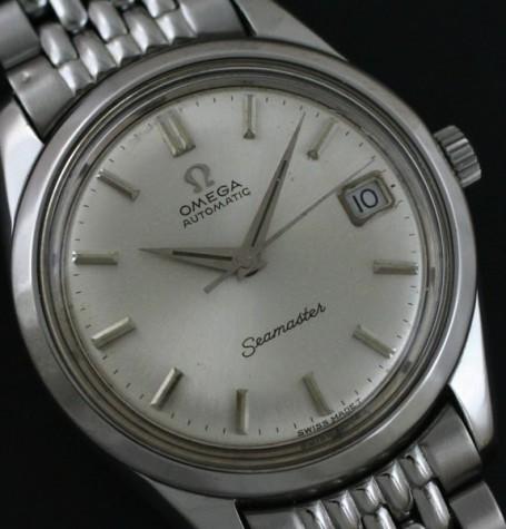 Vintage Omega Seamaster 166010