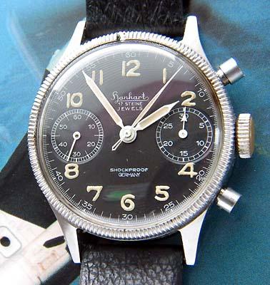 Hanhart Fleiger Chronograph