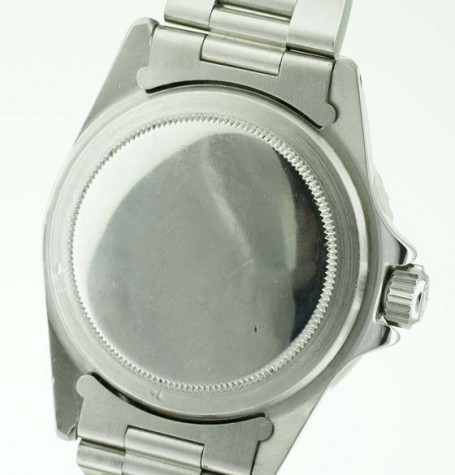 Rolex 5513 caseback