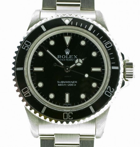 Large Rolex Submariner