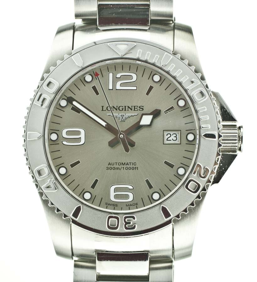 Longines HydroConquest circa 2012 - Used and Vintage ...