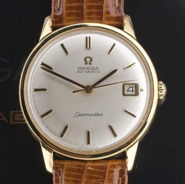 Omega Semaster dress watch