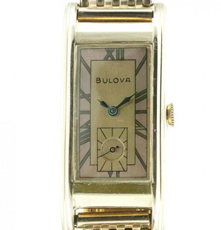 Bulova Curvex 1940's